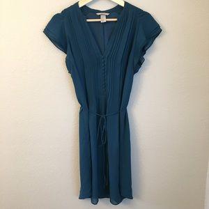H&M Blue Vintage Style Dress